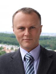 Realitní makléř Petr Podlešák
