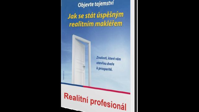 Realitní profesionál – trénink pro začínající makléře