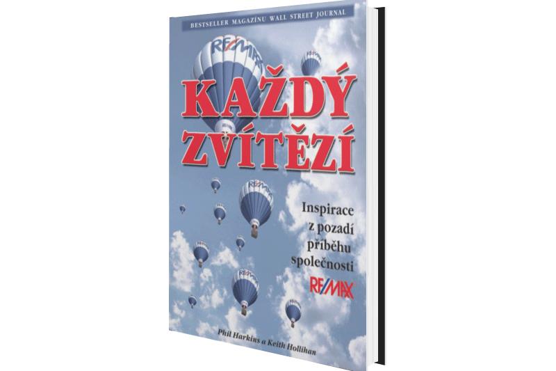 """Bestseller """"Každý zvítězí"""" přichází do našich knihkupectví"""