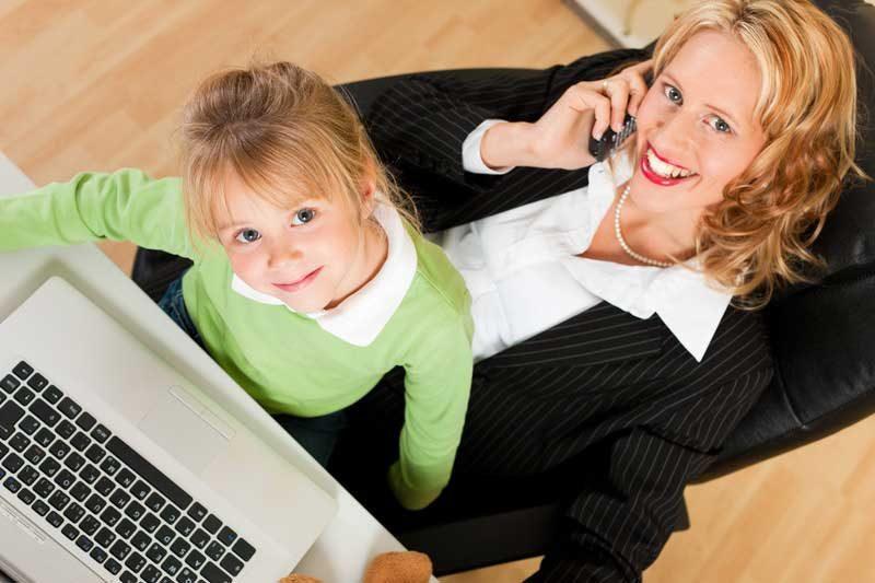 Jste mamimka po mateřské a hledáte práci?