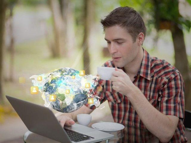 Přemýšlejme on-line, i když jsme off-line