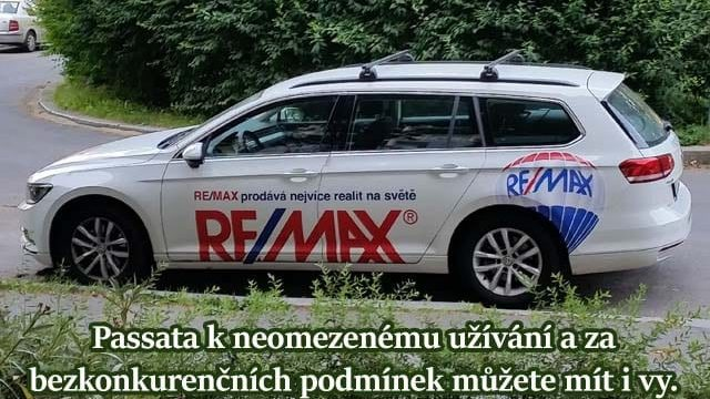 Novinky v nabídce aut pro makléře RE/MAX Alfa